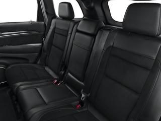 2016 Jeep Grand Cherokee Pictures Grand Cherokee Utility 4D SRT-8 4WD photos backseat interior