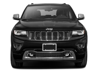 2016 Jeep Grand Cherokee Pictures Grand Cherokee Utility 4D High Altitude 2WD photos front view