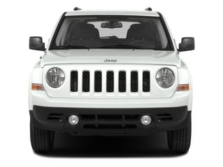2016 Jeep Patriot Pictures Patriot Utility 4D Latitude 4WD photos front view