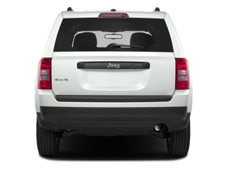 2016 Jeep Patriot Pictures Patriot Utility 4D High Altitude 2WD I4 photos rear view