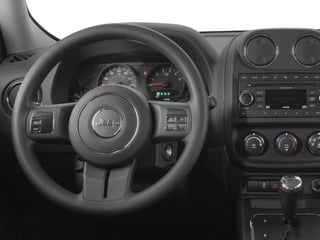 2016 Jeep Patriot Pictures Patriot Utility 4D High Altitude 2WD I4 photos driver's dashboard