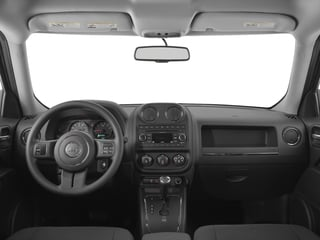 2016 Jeep Patriot Pictures Patriot Utility 4D High Altitude 2WD I4 photos full dashboard