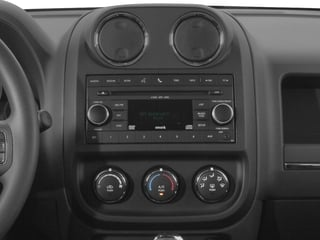 2016 Jeep Patriot Pictures Patriot Utility 4D High Altitude 2WD I4 photos stereo system