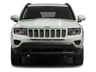 2016 Jeep Compass Pictures Compass Utility 4D Sport 4WD photos front view