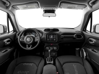 2016 Jeep Renegade Pictures Renegade Utility 4D Latitude AWD I4 photos full dashboard