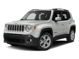 2016 Jeep Renegade Pictures Renegade Utility 4D Limited AWD I4 photos side front view