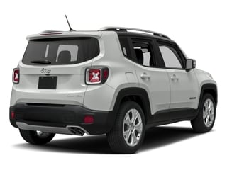 2016 Jeep Renegade Pictures Renegade Utility 4D Limited 2WD I4 photos side rear view