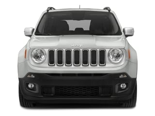 2016 Jeep Renegade Pictures Renegade Utility 4D Limited 2WD I4 photos front view