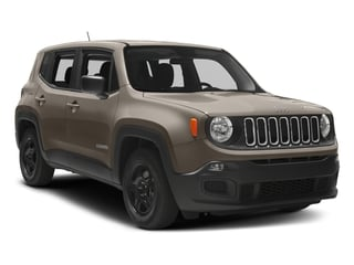 2016 Jeep Renegade Pictures Renegade Utility 4D Sport AWD I4 photos side front view