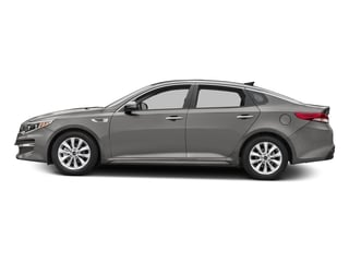 2016 Kia Optima Pictures Optima Sedan 4D LX I4 photos side view