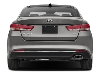 2016 Kia Optima Pictures Optima Sedan 4D LX I4 photos rear view