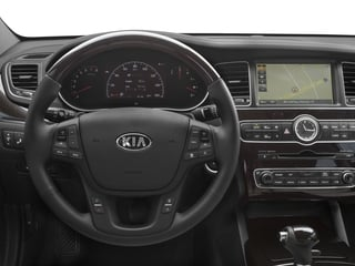 2016 Kia Cadenza Pictures Cadenza Sedan 4D Limited V6 photos driver's dashboard