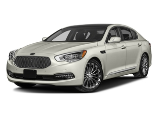 2016 Kia K900 Pictures K900 Sedan 4D Luxury V8 photos side front view