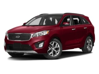 2016 Kia Sorento Pictures Sorento Utility 4D SX 2WD V6 photos side front view