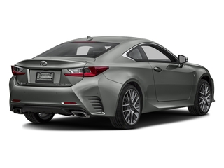 2016 Lexus RC 350 Pictures RC 350 Coupe 2D RC350 AWD V6 photos side rear view