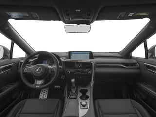 2016 Lexus RX 350 Pictures RX 350 Utility 4D AWD V6 photos full dashboard