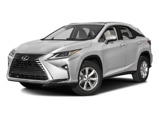 2016 Lexus RX 350 Pictures RX 350 Utility 4D 2WD V6 photos side front view