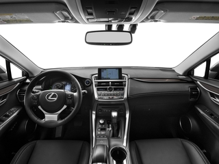 2016 Lexus NX 300h Pictures NX 300h Utility 4D NX300h AWD I4 Hybrid photos full dashboard