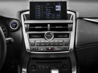 2016 Lexus NX 300h Pictures NX 300h Utility 4D NX300h AWD I4 Hybrid photos stereo system