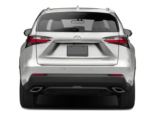 2016 Lexus NX 200t Pictures NX 200t Utility 4D NX200t 2WD I4 Turbo photos rear view