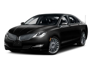 2016 Lincoln MKZ Pictures MKZ Sedan 4D Black Label I4 Hybrid photos side front view