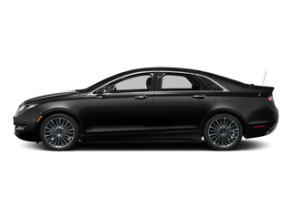2016 Lincoln MKZ Pictures MKZ Sedan 4D Black Label I4 Hybrid photos side view