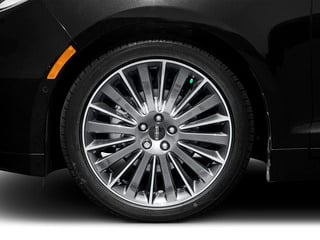 2016 Lincoln MKZ Pictures MKZ Sedan 4D Black Label I4 Hybrid photos wheel