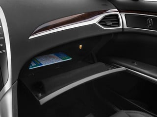 2016 Lincoln MKZ Pictures MKZ Sedan 4D Black Label I4 Hybrid photos glove box