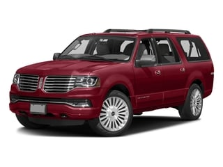 2016 Lincoln Navigator L Pictures Navigator L Utility 4D Select 2WD V6 Turbo photos side front view