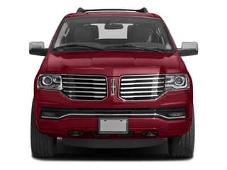 2016 Lincoln Navigator L Pictures Navigator L Utility 4D Select 2WD V6 Turbo photos front view