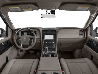 2016 Lincoln Navigator L Pictures Navigator L Utility 4D Select 2WD V6 Turbo photos full dashboard