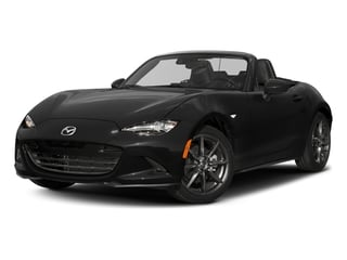2016 Mazda MX-5 Miata Pictures MX-5 Miata Convertible 2D GT Launch I4 photos side front view