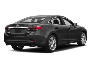 2016 Mazda Mazda6 Pictures Mazda6 Sedan 4D i Touring I4 photos side rear view