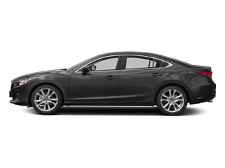 2016 Mazda Mazda6 Pictures Mazda6 Sedan 4D i Touring I4 photos side view
