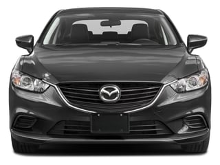 2016 Mazda Mazda6 Pictures Mazda6 Sedan 4D i Touring I4 photos front view