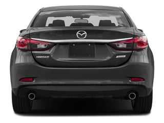 2016 Mazda Mazda6 Pictures Mazda6 Sedan 4D i Touring I4 photos rear view