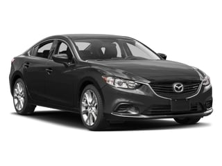 2016 Mazda Mazda6 Pictures Mazda6 Sedan 4D i Touring I4 photos side front view