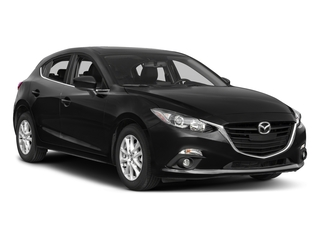 2016 Mazda Mazda3 Pictures Mazda3 Wagon 5D s GT I4 photos side front view