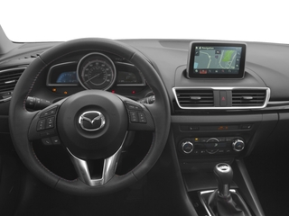2016 Mazda Mazda3 Pictures Mazda3 Wagon 5D i GT I4 photos driver's dashboard