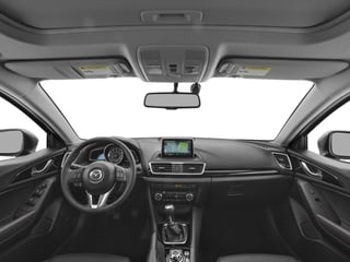 2016 Mazda Mazda3 Pictures Mazda3 Wagon 5D i GT I4 photos full dashboard