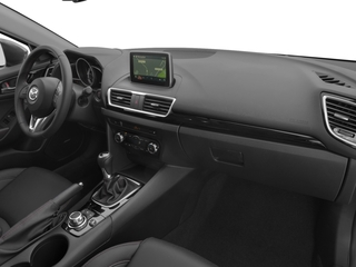 2016 Mazda Mazda3 Pictures Mazda3 Wagon 5D s GT I4 photos passenger's dashboard