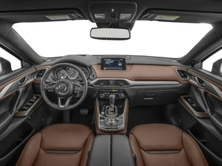 2016 Mazda CX-9 Pictures CX-9 Utility 4D Signature AWD I4 photos full dashboard