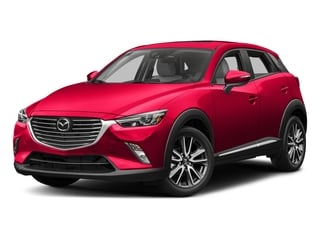 2016 Mazda CX-3 Pictures CX-3 Utility 4D GT AWD I4 photos side front view