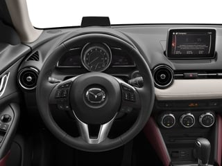 2016 Mazda CX-3 Pictures CX-3 Utility 4D GT AWD I4 photos driver's dashboard