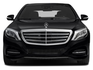 2016 Mercedes-Benz S-Class Pictures S-Class Sedan 4D S600 V12 Turbo photos front view