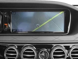 2016 Mercedes-Benz S-Class Pictures S-Class Sedan 4D S600 V12 Turbo photos navigation system