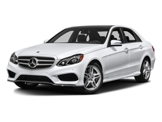 2016 Mercedes-Benz E-Class Pictures E-Class Sedan 4D E350 AWD V6 photos side front view
