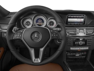 2016 Mercedes-Benz E-Class Pictures E-Class Sedan 4D E350 V6 photos driver's dashboard