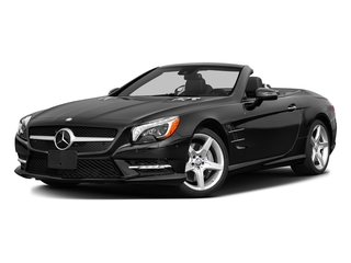 2016 Mercedes-Benz SL Pictures SL Roadster 2D SL550 V8 Turbo photos side front view