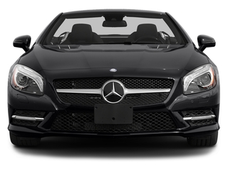 2016 Mercedes-Benz SL Pictures SL Roadster 2D SL550 V8 Turbo photos front view